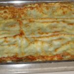 Lasagne spinacie...