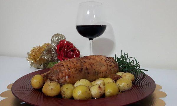 La Macelleria da Carmine della Famiglia Caiazzo presenta Pollo Campese Farcito ai Carciofi precotto a bassa temperatura.