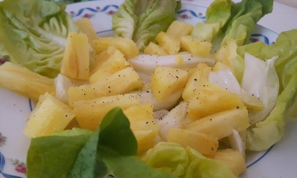 Insalata di Ananas e Finocchi