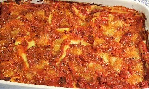 VideoRicetta: Le Lasagne al Sugo