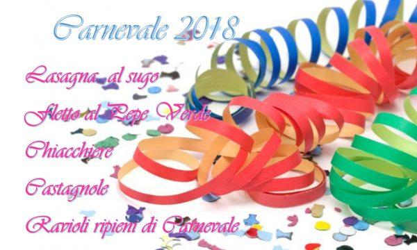 Carnevale 2018