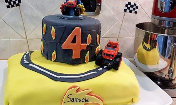 Torta Blaze