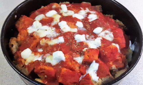 Video Ricetta: Pizza con Pane Raffermo