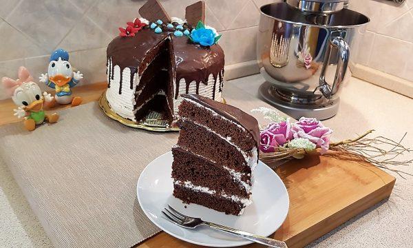VideoRicetta Drip Cake