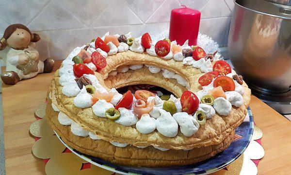 VideoRicetta Cream Tart Salata