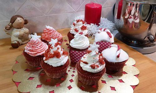 VideoRicetta Muffin Red Velvet
