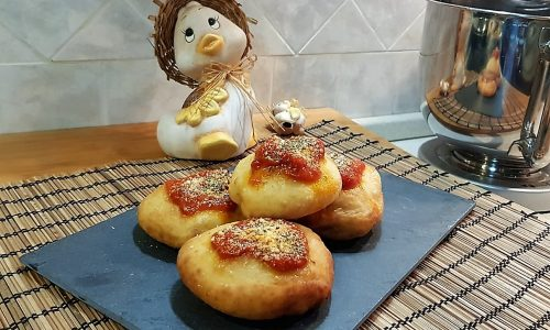 VideoRicetta Pizzette Montanare
