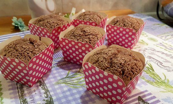 VideoRicetta Muffin senza Glutine e senza Lattosio