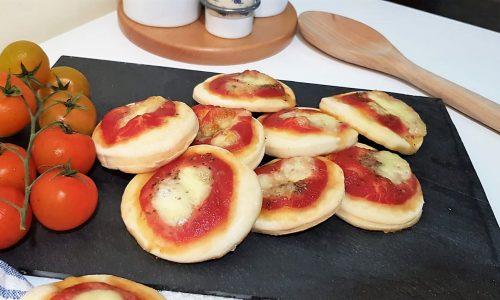 VideoRicetta Pizzette allo Yogurt