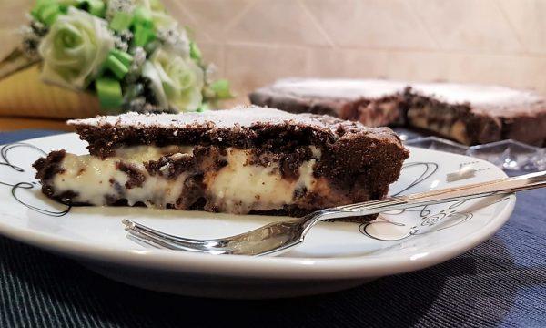 VideoRicetta Crostata Cacao Ricotta e Mascarpone