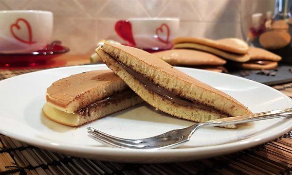 VideoRicetta Dorayaki alla Nutella