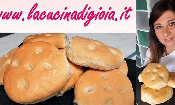 Video Ricetta FOCACCELLE🍔🍔🍔🍔🍔🍔🍔🍔🍔🍔