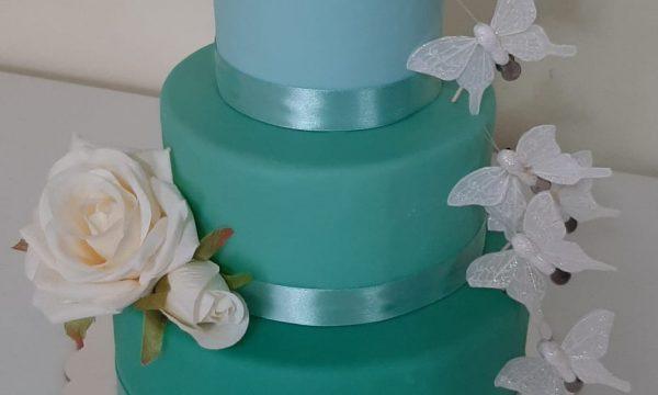 Cake Dummy Batterfly