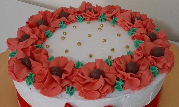 Cake Fiorita🌸🌸🌸🌸🌸🌸🌸🏵🏵🏵🏵🏵🏵🏵🏵🌹🌹🌹🌹🌹🌹🌹