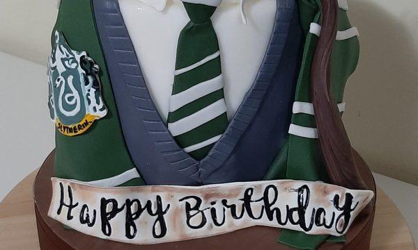 Cake Harry Potter SerpeVerde