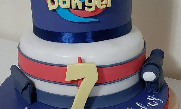 Hanry Danger Cake