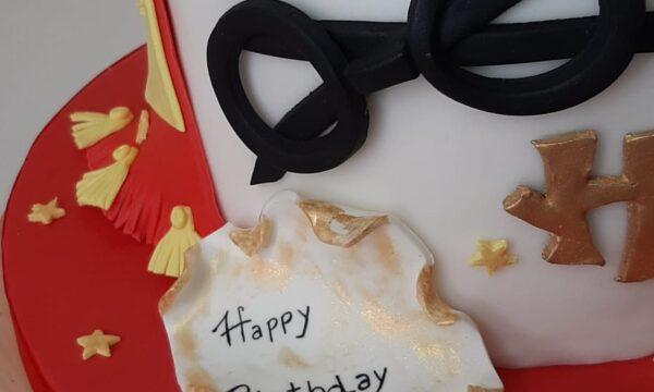 Hanry Potter Cake 2.0