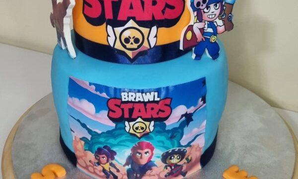 Cake Brawl Stars