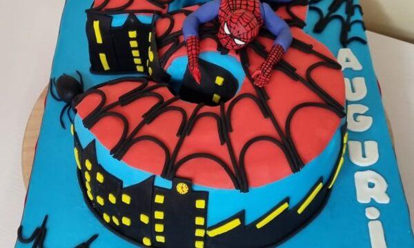 Spiderman Cake🕷️🕸️🕷️🕸️🕷️🕸️🕷️🕸️🕷️🕸️🕷️🕸️🕷️🕸️🕷️