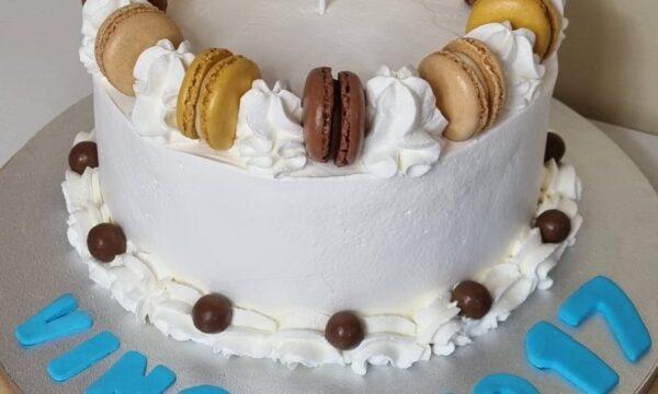 Cake Macaron
