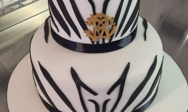 Roberto Cavalli Cake