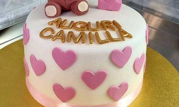 Camilla Cake💖💖💖💖💖
