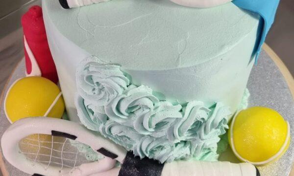 Cake Tennis🎾🎾🎾🎾🎾🎾🎾