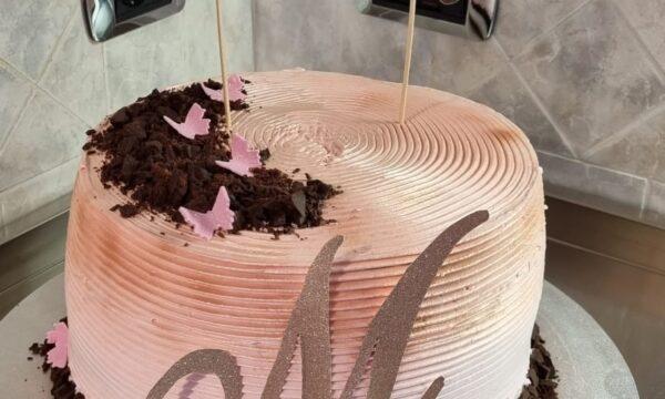 Monica Cake