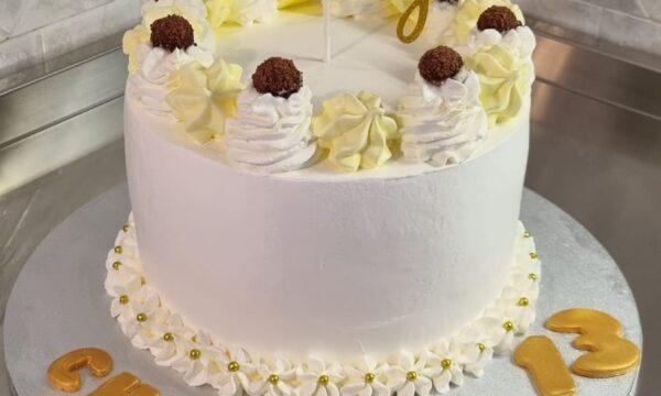 Cake Kinder Merendero