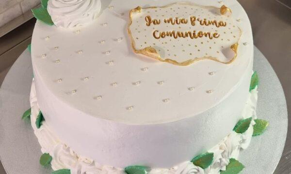 Double Cake Comunione