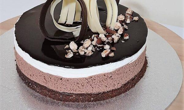 Cheesecake alla Nutella🍫🍫🍫🍫🍫🍫🍫