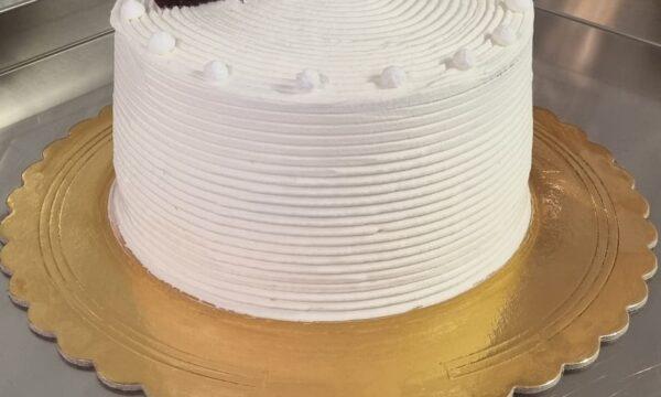 Cake Total White