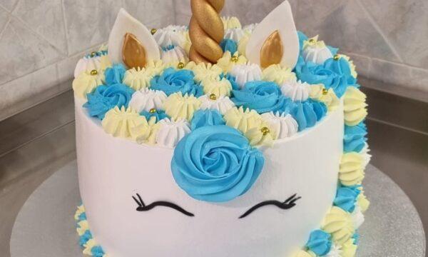 Unicorno Cake Santiago 💙💙💙💙💙💙💙